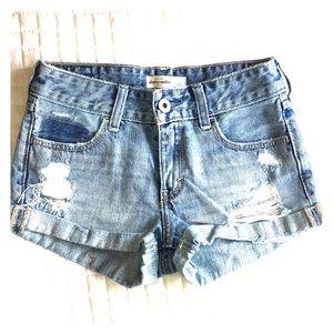 Abercrombie girls shorts size 10.  Great shape!